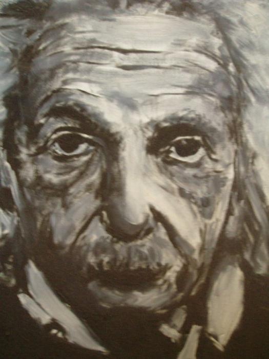 Albert Einstein par thaodersar